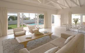 room, house, interior, villa