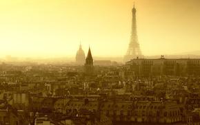 street, France, cities, Paris, houses