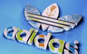 adidas, 3D, sports