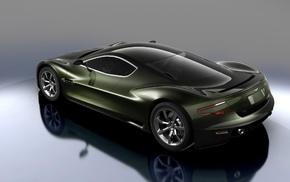 3D, Aston Martin