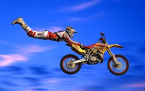 bounce, bike, sports, motorcycle