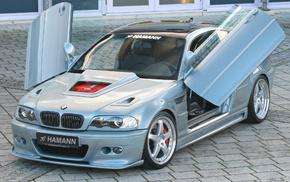 Bmw hamann, тачка, автомобили, двери