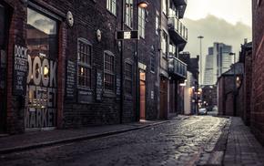 houses, cities, street