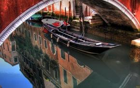 bridge, stunner, ships