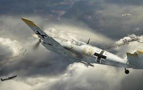 aircraft, airplane