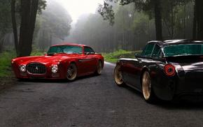 auto, cars, road