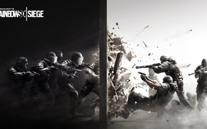 video games, Rainbow Six Siege, Ubisoft