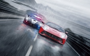 video games, Ferrari F12berlinetta, Koenigsegg Agera, Need for Speed Rivals