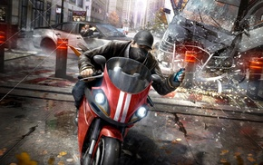 Watch_Dogs, video games, Aiden Pearce, Ubisoft
