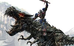 Transformers Age of Extinction, Transformers, Optimus Prime
