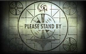 Fallout, test patterns