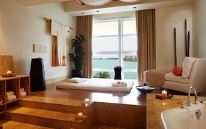 interior, room