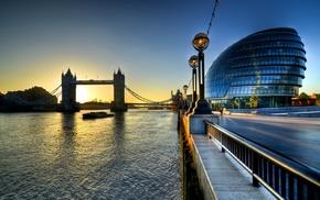 England, cities