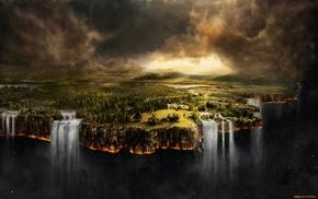 fantasy, landscape