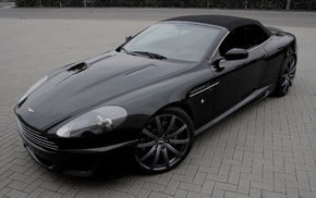 black, Aston Martin, cars