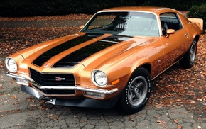 coupe, camaro, cars, Chevrolet