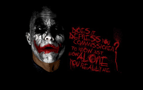 The Dark Knight, Joker, movies
