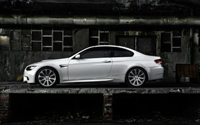 BMW, white, coupe, cars, m3