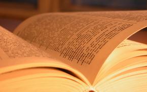 books, book, macro, paper