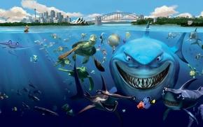 fantasy, ocean, shark