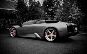 cars, black and white