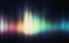 3D, light, colors