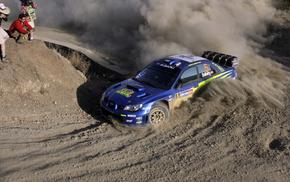 Subaru, race, cars