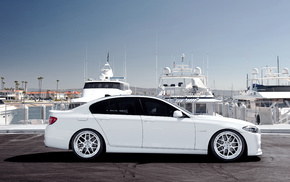 berth, cars, BMW