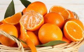 oranges, цитрусы, кожура, Апельсины, фрукты, citrus