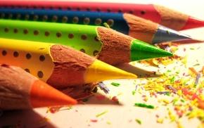 macro, colors