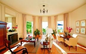 interior, design, room, style