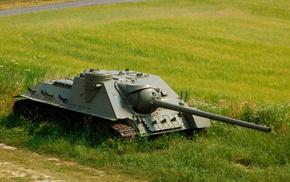 су-100, Сау, советская, оружие
