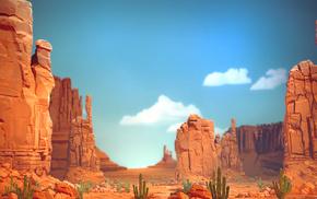 stunner, stones, landscape, canyon, rocks