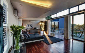 interior, style, house, villa, design