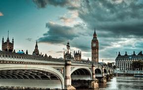 города, самый большой, арочный мост в Лондоне, Вестминстерский мост