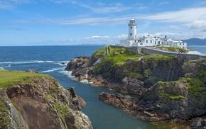 lighthouse, water, stunner, sky