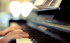music, background, piano