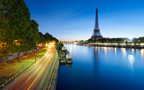 Paris, France, cities