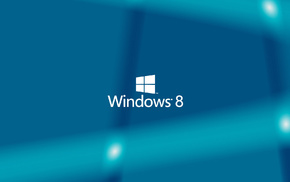 логотип, windows 8, Windows, цифровые, microsoft, бренд
