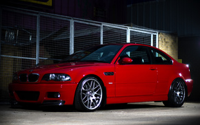 cars, wheels, red, coupe, BMW