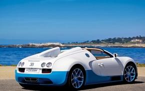 auto, Bugatti Veyron, cars, sports