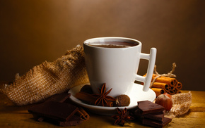 drink, chocolate, delicious
