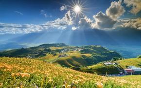 vergelle, italy, тоскана, tuscany, италия, природа