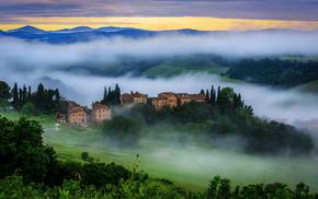 vergelle, italy, тоскана, tuscany, природа, италия
