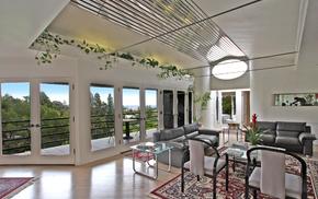 villa, interior, design, style, house