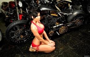 girls, moto, girl
