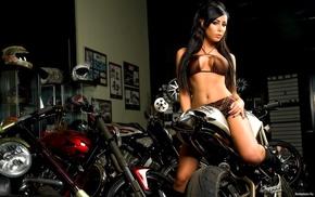 moto, girls, girl