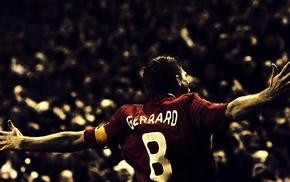Liverpool FC, soccer, men, Steven Gerrard