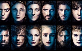 Sansa Stark, Game of Thrones, The Hound, Tyrion Lannister, Joffrey Baratheon, Robb Stark