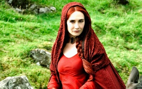 Carice van Houten, Melisandre, Game of Thrones